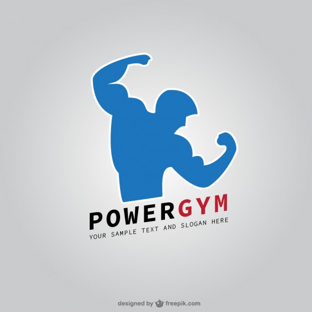 626x626 Fitness Club Logo Vector Free Download