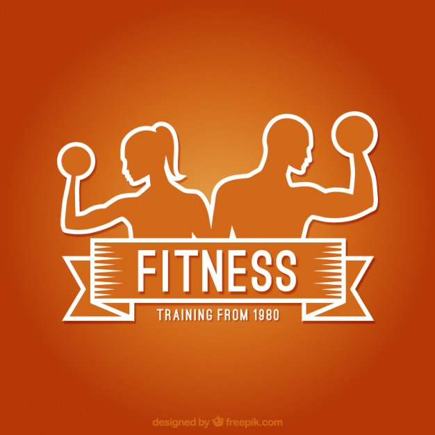 626x626 Fitness Logo Vector Free Download