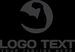 300x209 Gym Logo Vectors Free Download