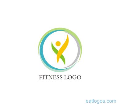 389x346 Vector Fitness Logo Design Download Vector Logos Free Download