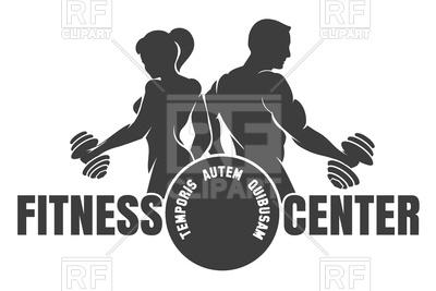 400x267 Fitness Club Or Gym Emblem