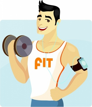 316x368 Fitness Free Vector Download (378 Free Vector) For Commercial Use
