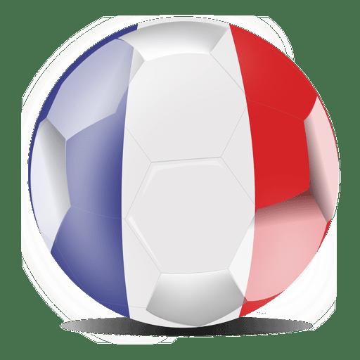512x512 France Flag Football