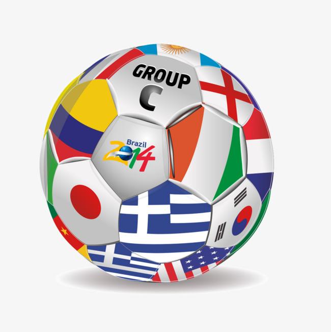 650x651 World Cup Flag Football, World Vector, Flag Vector, Football