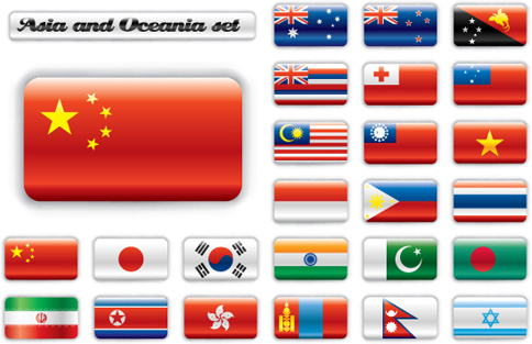 484x313 Flag Icon Vector Free Vector Download (25,574 Free Vector) For