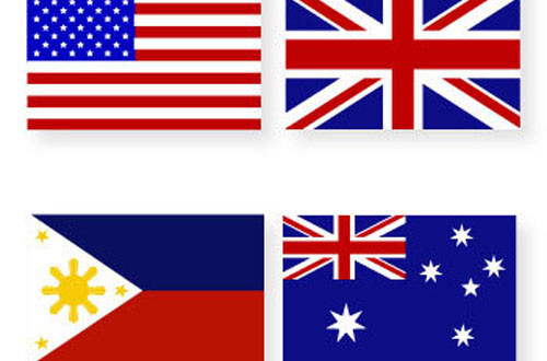 500x330 A Collection Of Free Vector Flags (Icons,illustrations Etc