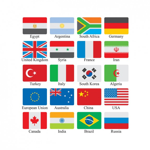 626x626 Flag Icon Set Vector Free Download