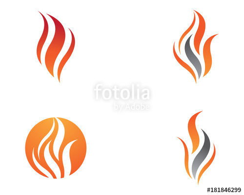 Flame Logo Vector at GetDrawings com | Free for personal use