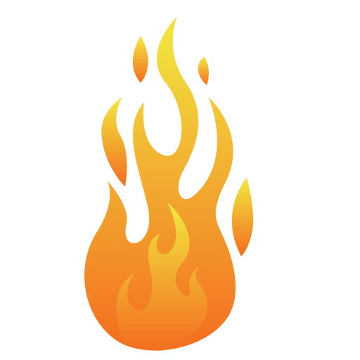 512x512 Collection Of Free Flame Vector Cartoon. Download On Ubisafe