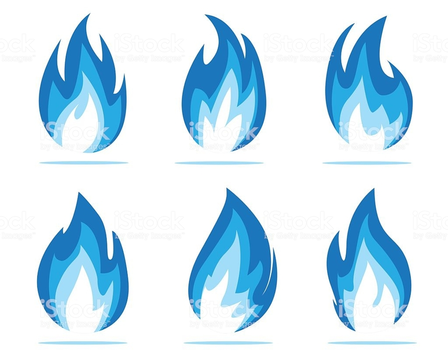 900x720 Download Blue Flame Vector Clipart Royalty Free Clip Art Flame