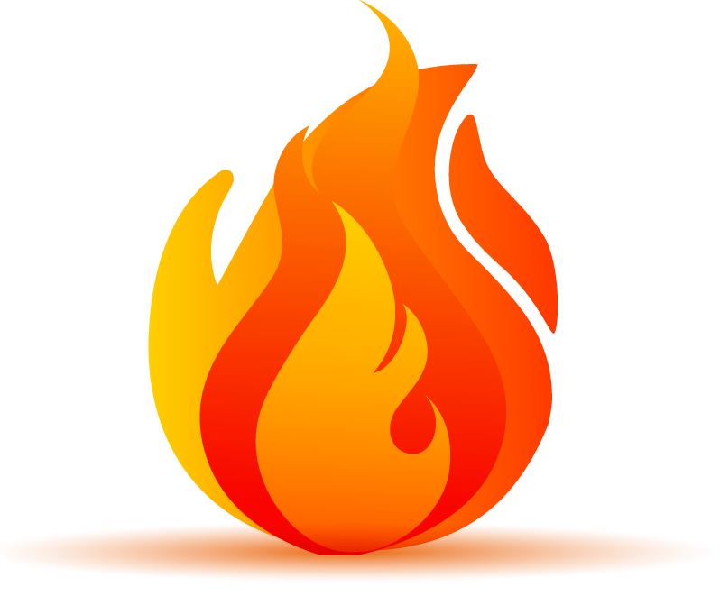 798x661 Flame Cartoon