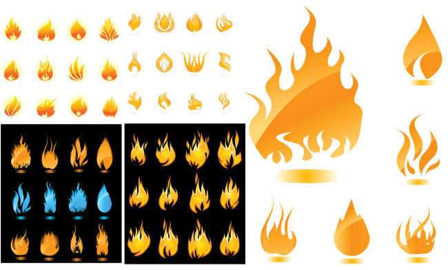 650x392 Flame Vector Burning Fire Free Download Eps Files