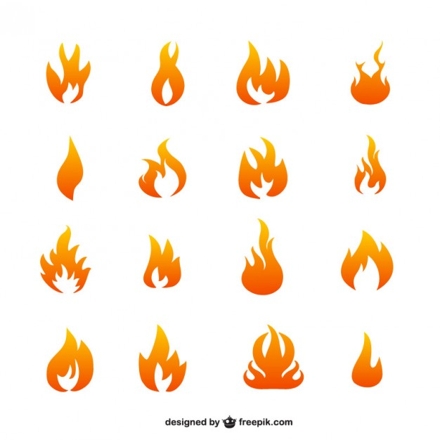 626x626 Flame Vector Icons Vector Free Vector Download In .ai, .eps