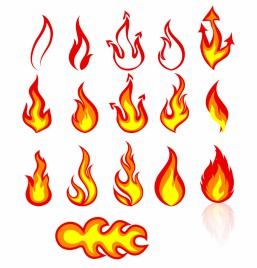 257x268 Flame Vectors Stock For Free Download About (212) Vectors Stock In