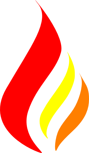 Flame Vector Png