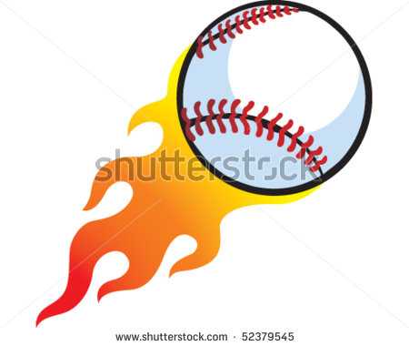 450x380 Flames Clipart Baseball Cute Borders, Vectors, Animated, Black And
