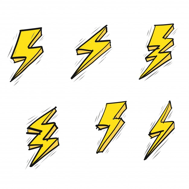 626x626 Lightning Vectors, Photos And Psd Files Free Download
