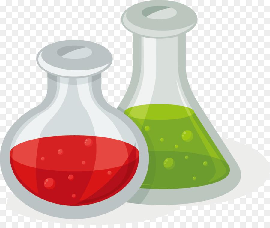 900x760 Laboratory Flask Clip Art