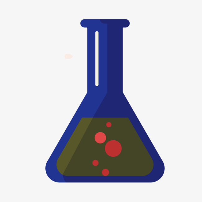 650x651 Vector Chemistry Experiment Flask, Vector Flask, Experiment
