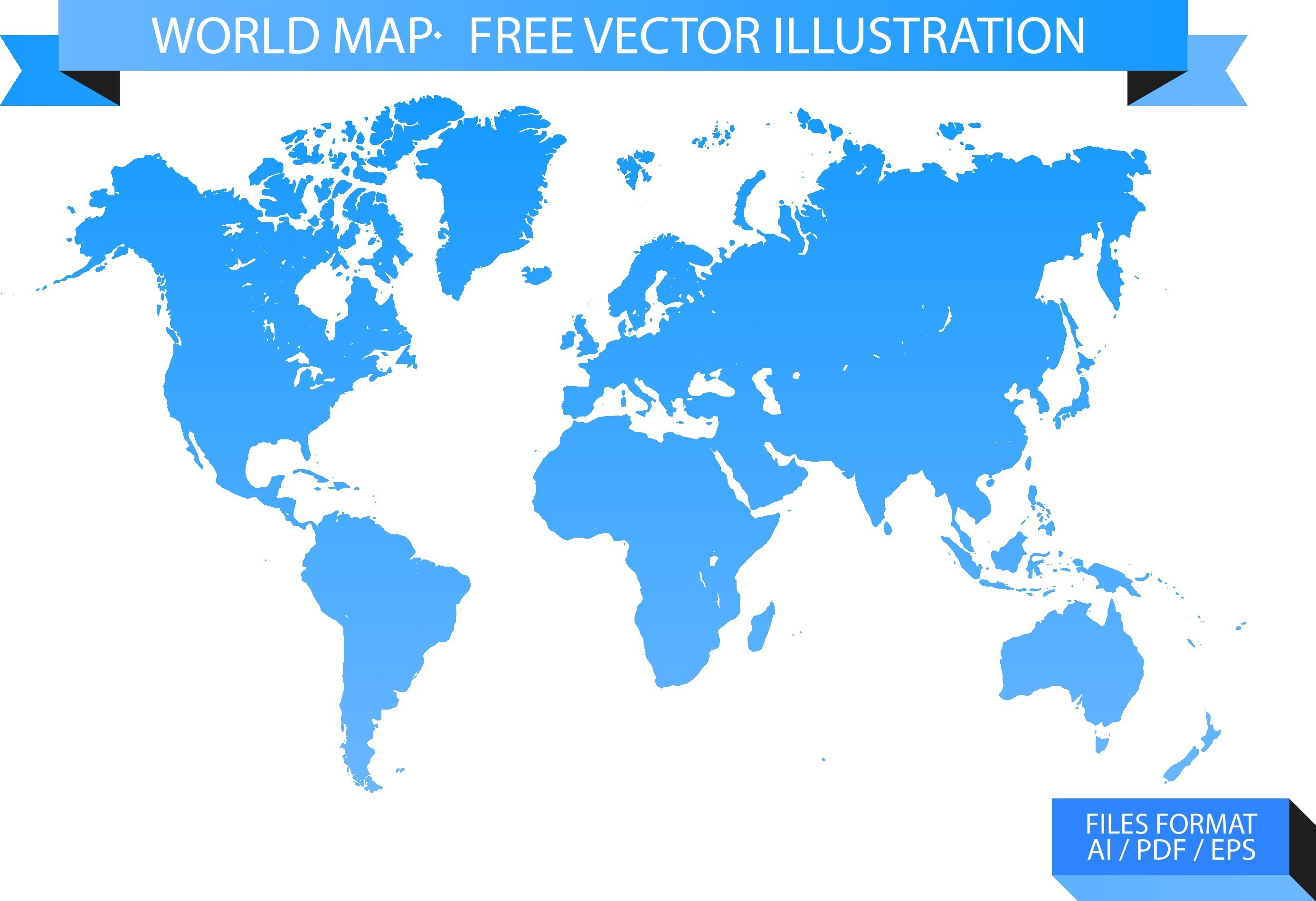 2771x1897 Examples Of Executive Resumes. World Map Vector For Free Fresh
