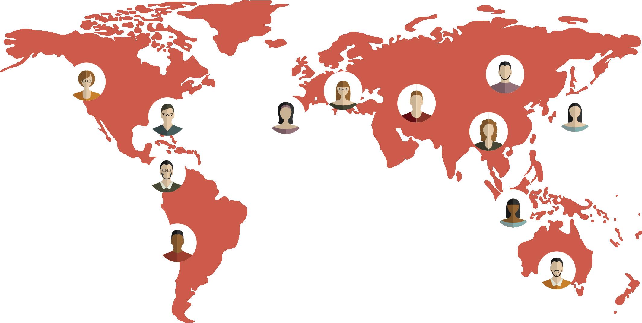 2128x1071 Globe World Map Clip Art
