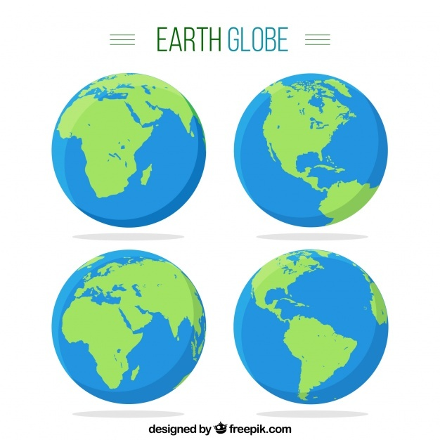 626x626 World Globe Vectors, Photos And Psd Files Free Download