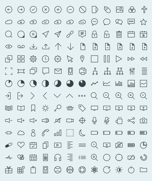 500x596 Free Psd Icons 26 Vector Icon Sets Icons Graphic Design Junction