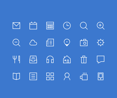 500x417 Vector Flat Psd Icons