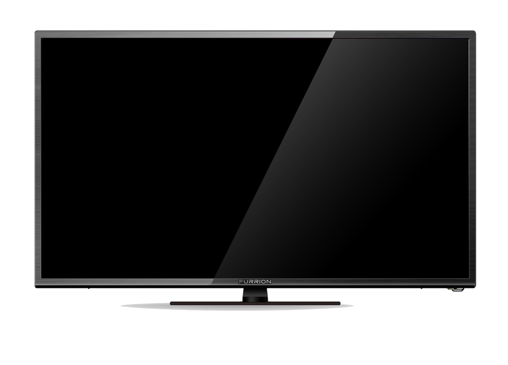 Flat Screen Tv Vector