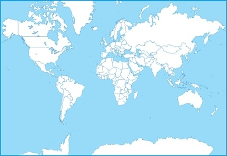 450x309 Vector World Map Background Free Vector In Encapsulated Postscript