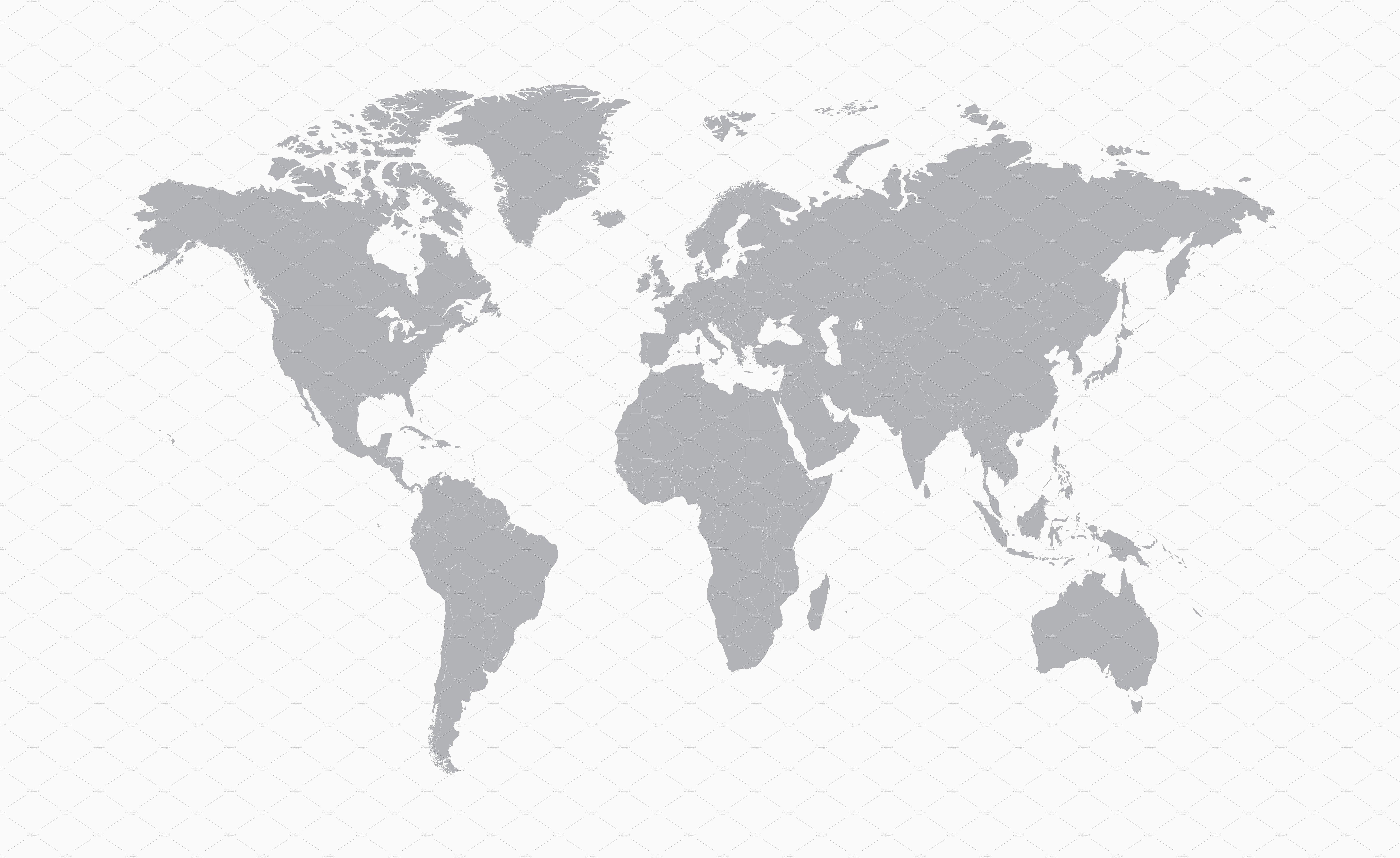 6990x4281 World Map Vector Luxury World Map Vector Flat Web Elements