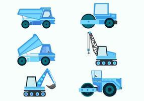286x200 Flatbed Truck Free Vector Art