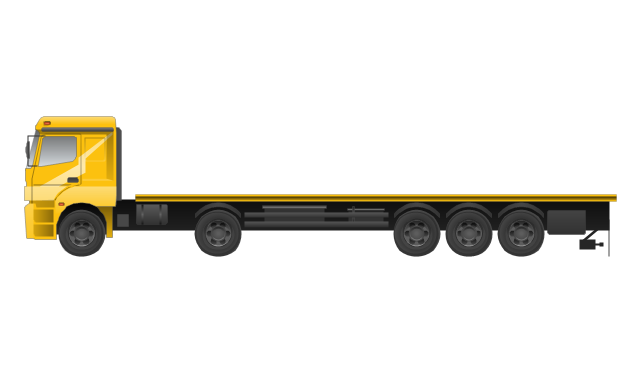 640x372 Free Flatbed Trailer Clipart Amp Free Flatbed Trailer Clip Art