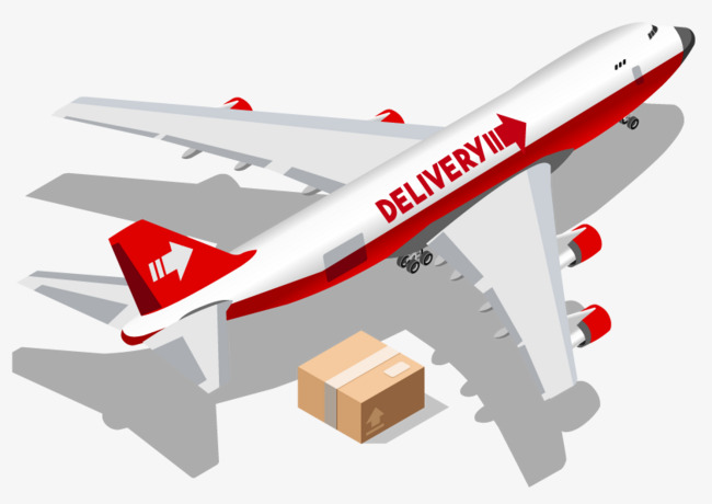 650x460 Express Aircraft Flight Red, Flight Vector, Express Delivery