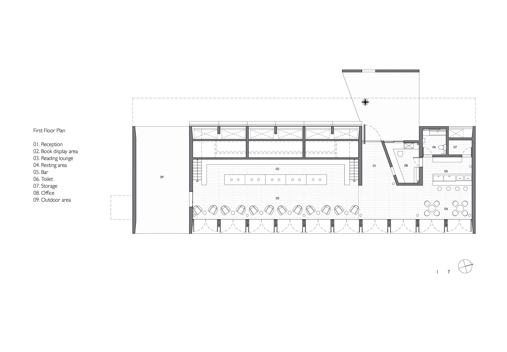 2000x1391 Gallery Of Seashore Library Vector Architects