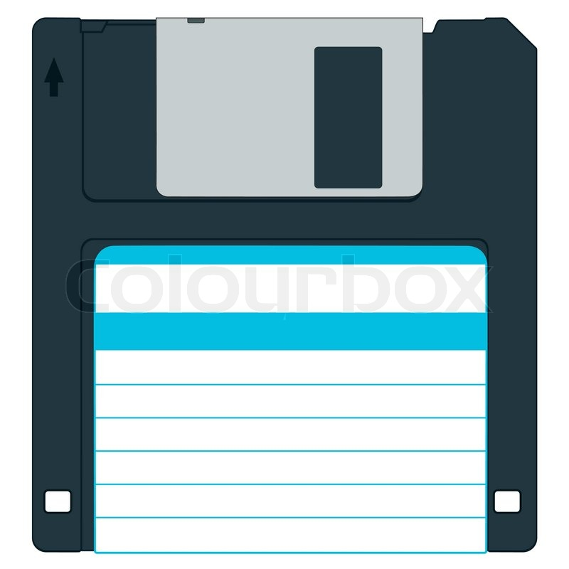 800x800 Floppy Disk For Various Designs
