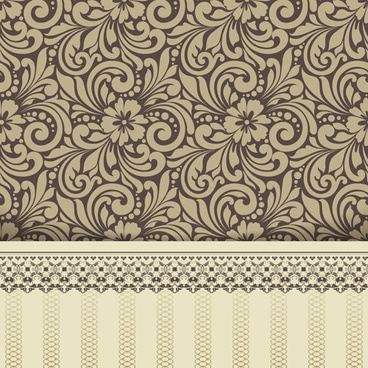368x368 Free Vintage Floral Vector Art Free Vector Download (217,259 Free