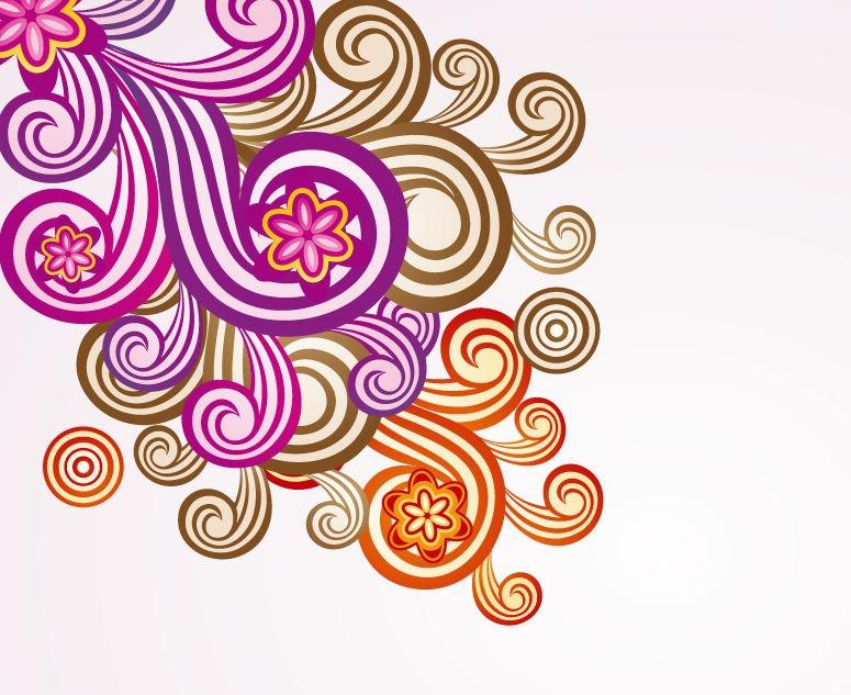 775x633 Floral Ornament Vector Art Graphics All Web