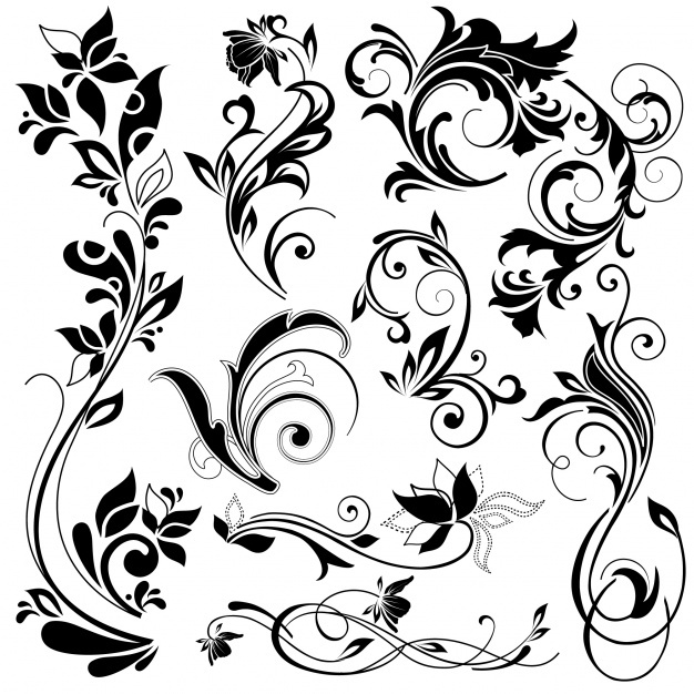 626x626 Floral Ornaments Vectors, Photos And Psd Files Free Download