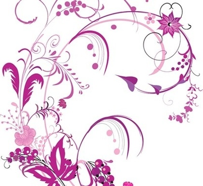 401x368 Floral Free Vector Download (7,643 Free Vector) For Commercial Use