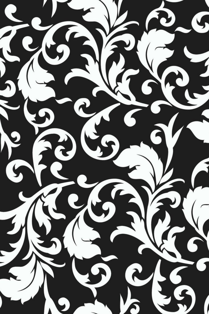 735x1102 Classical Traditional Floral Pattern Background Graphic Available