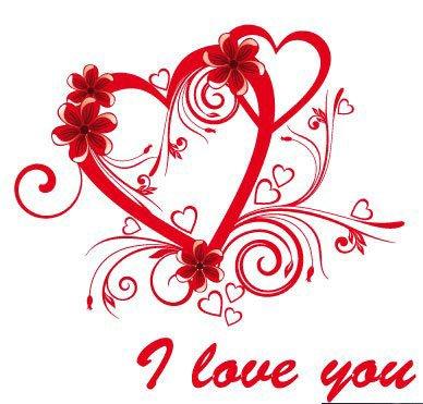 388x371 Free Free Download Vectors Of Pink Floral Heart Psd Files, Vectors