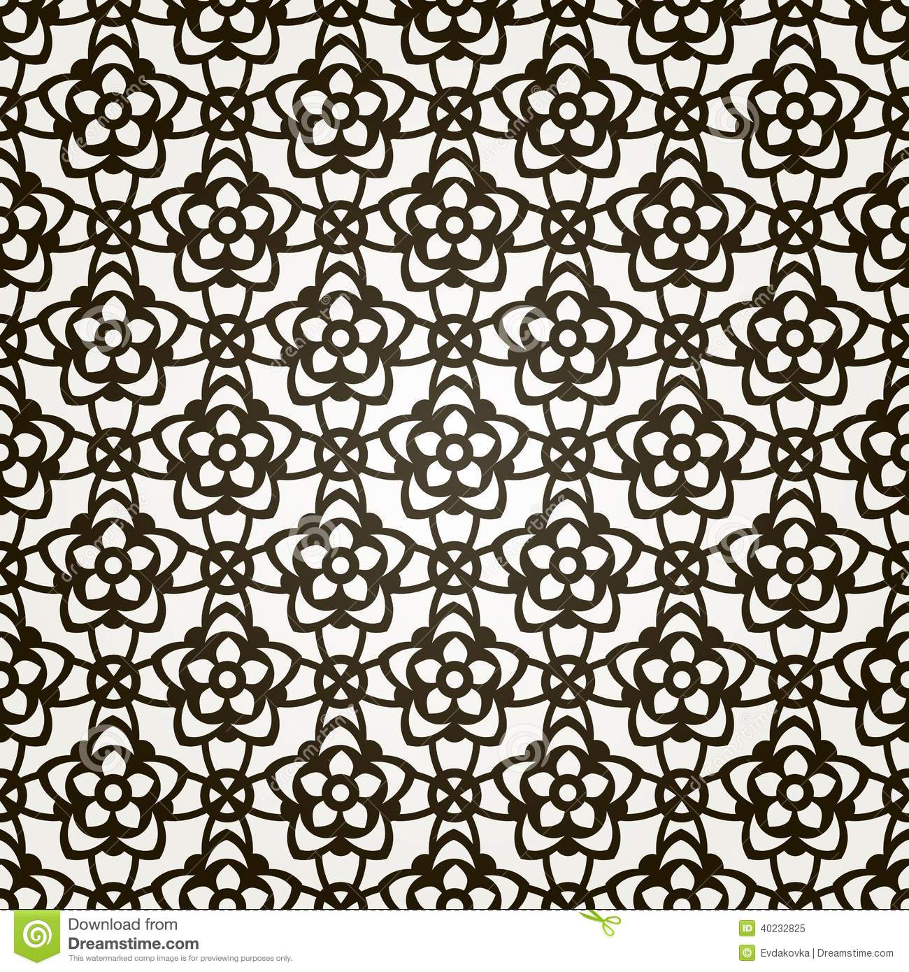 1300x1390 Floral Lace Pattern Vector