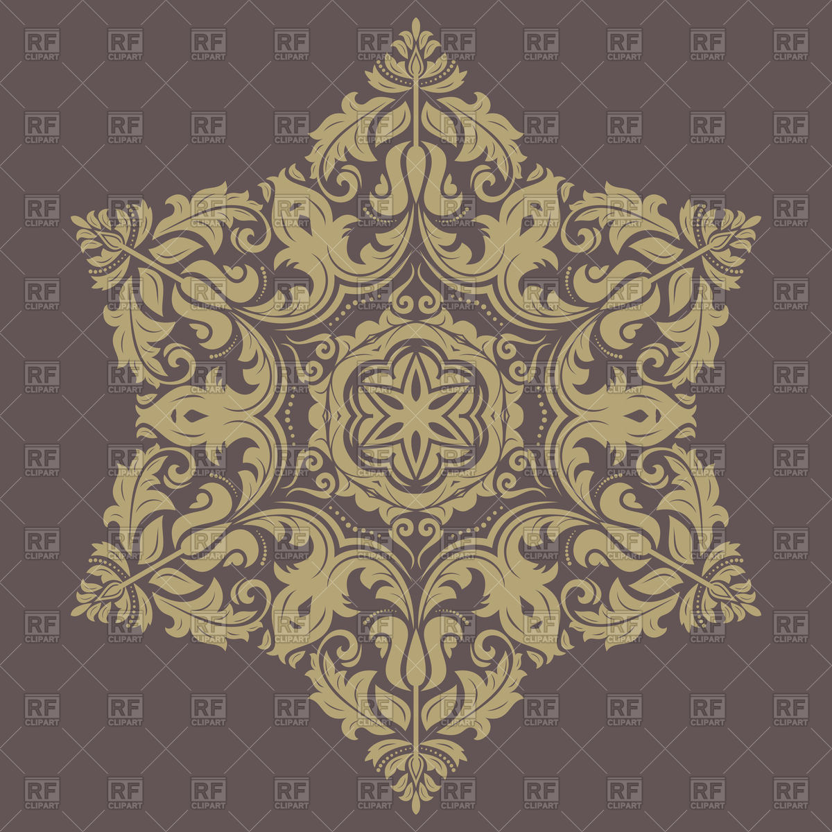 1200x1200 Floral Lace Pattern Vector Image Vector Artwork Of Backgrounds