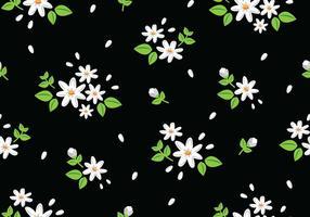 286x200 Seamless Floral Pattern