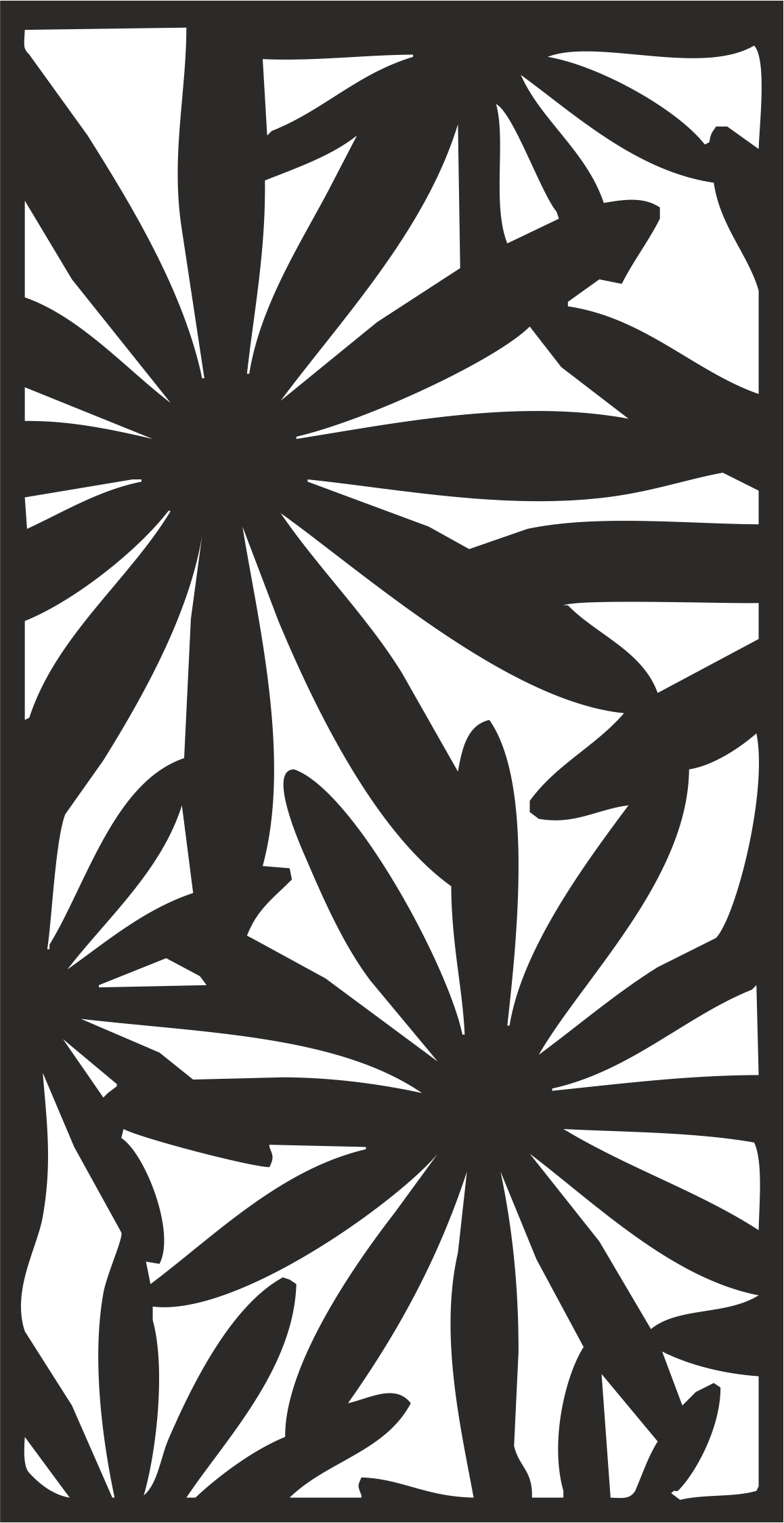 1158x2246 Seamless Floral Pattern Vector Free Vector Download