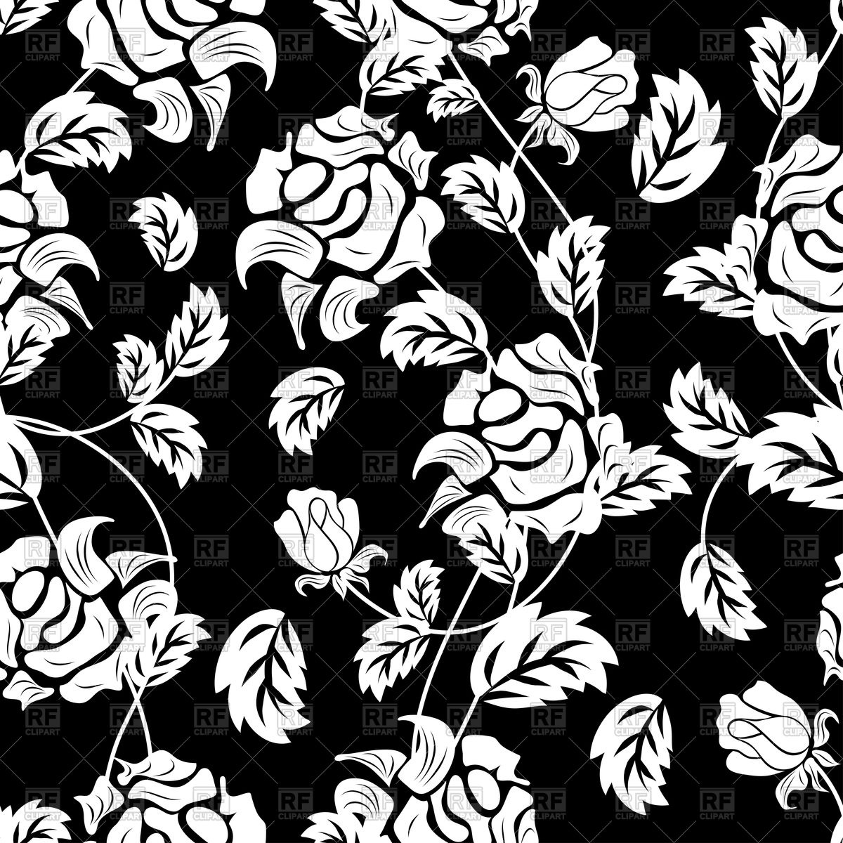Floral Pattern Vector At Getdrawings Free Download