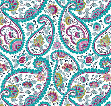387x368 Vector Floral Pattern Free Vector Download (23,457 Free Vector