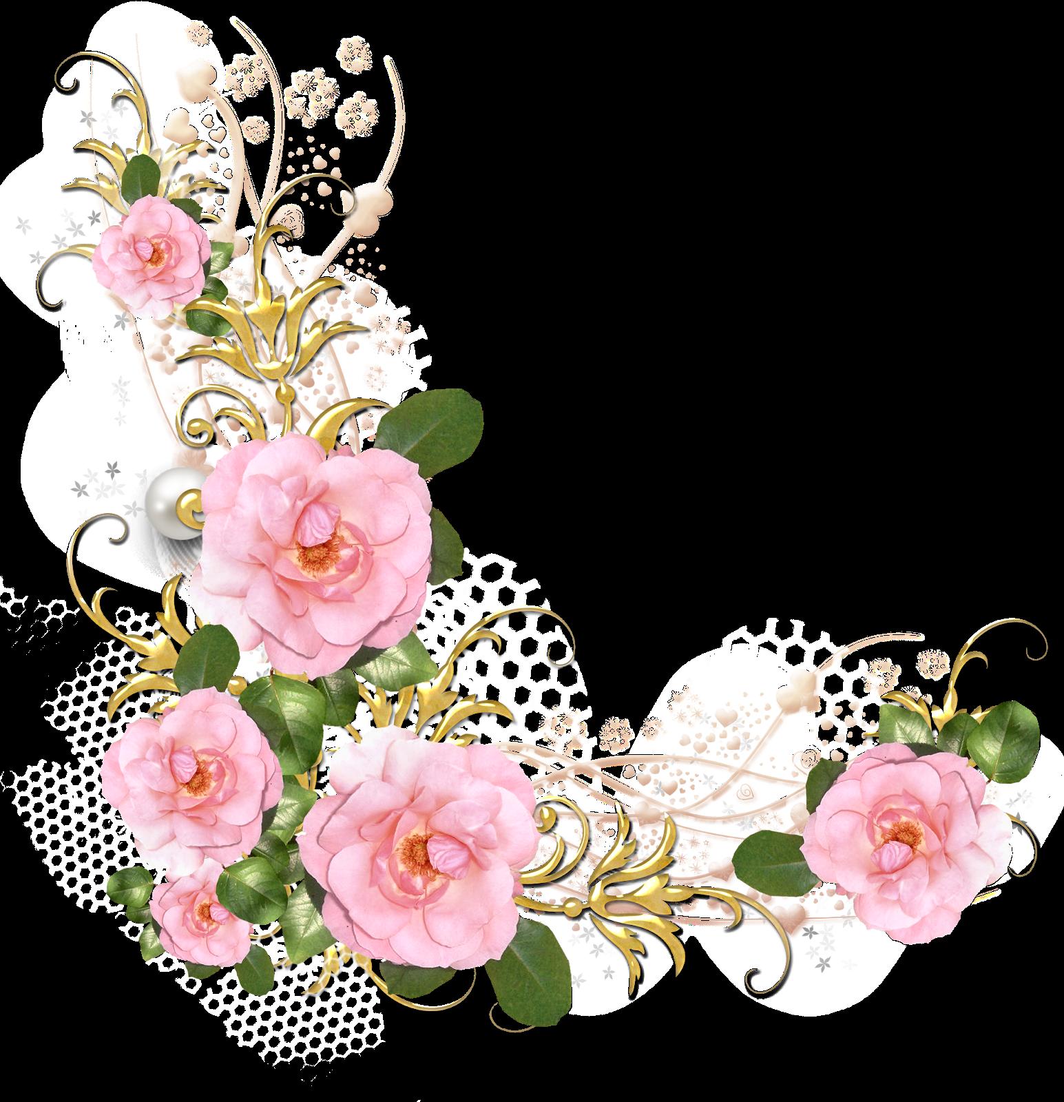 Flores Vintage Vector