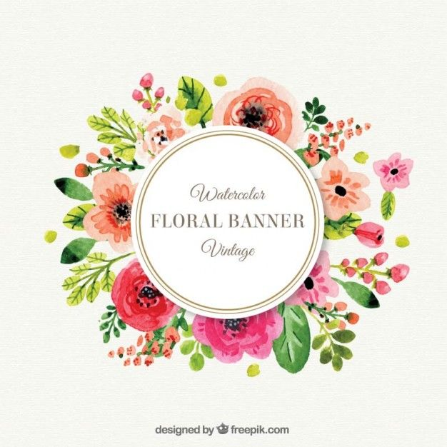 Flores Vintage Vector At Getdrawingscom Free For Personal